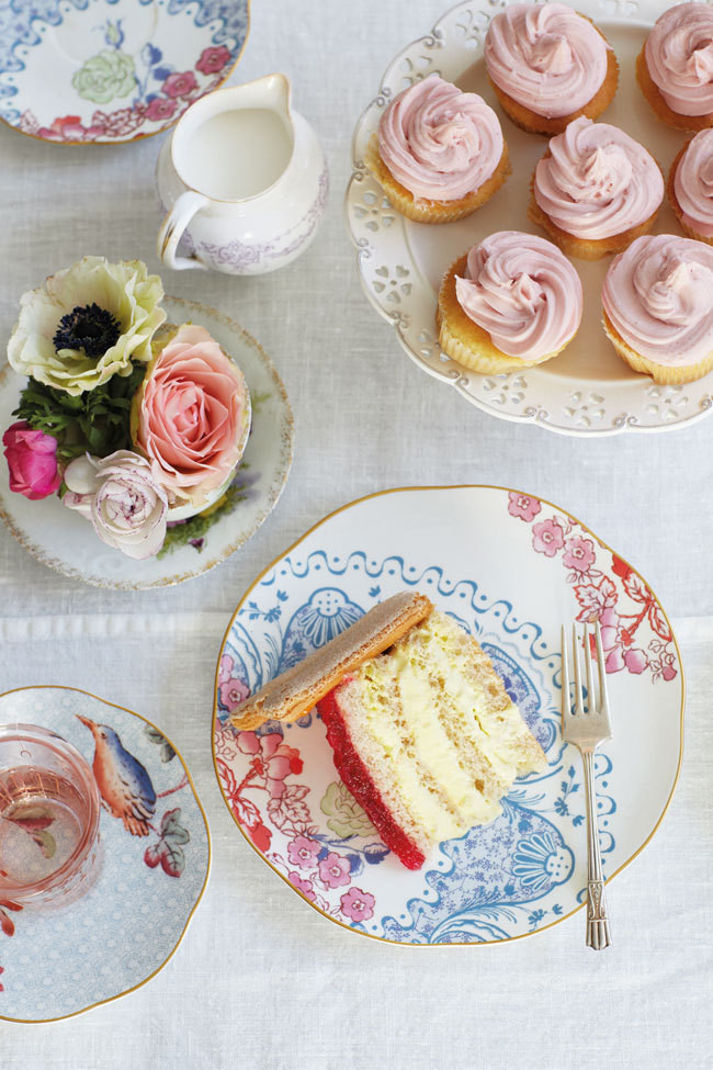 Wouldn't you love for this to be your afternoon tea party?