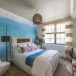 The Bungalow Guest Room by Jen Going
