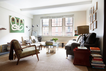 A Stylish West Village Home for an American Fashion Force