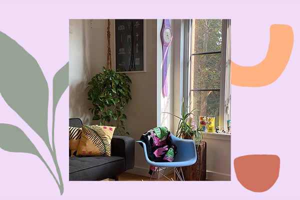 How 4 Cool Fashion People Bring Style To Their Homes