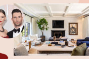 Adam Levine & Behati Prinsloo's Beverly Hills Mansion