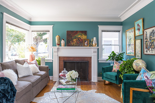 Dunn-Edwards 2018 Color Of The Year Goes Green