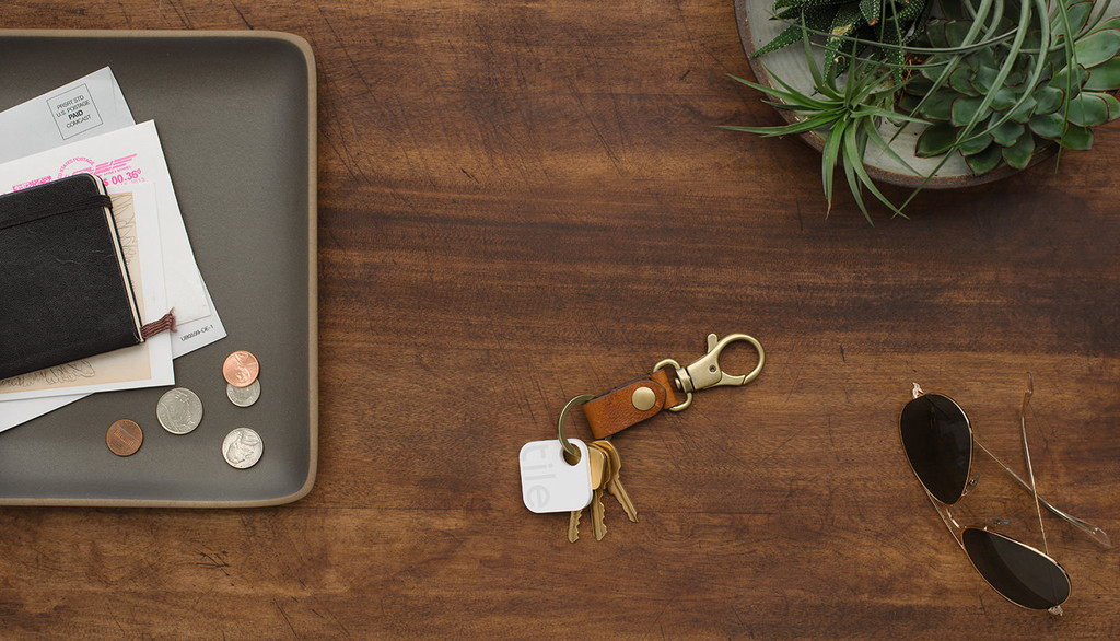 Find Misplaced Items with TheTileApp