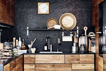 25 Tiny Kitchens That Prove Bittier is Better