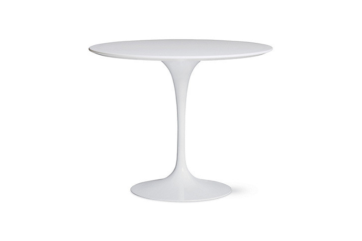 The Tulip Table - Essential Furniture Pieces That Are Perfect For Small Spaces - Lonny