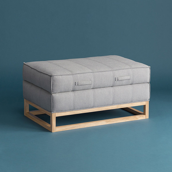 Elevated Ottoman