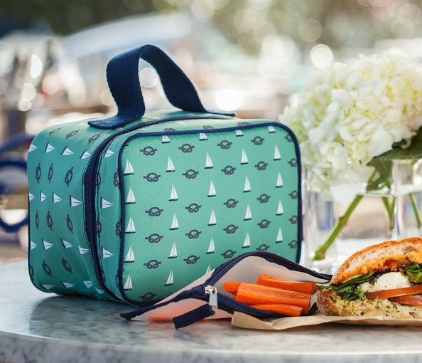 (Eco) Lunch Case and Zip Packs