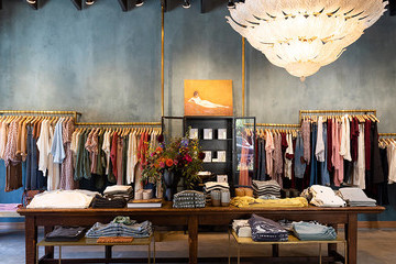 The Great Is Bringing The Drama Back To Retail Spaces