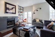 Behind the Scenes: Irene Edwards Living Room Makeover