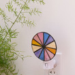 Bathroom Lighting Idea #30: Taste Of The Rainbow