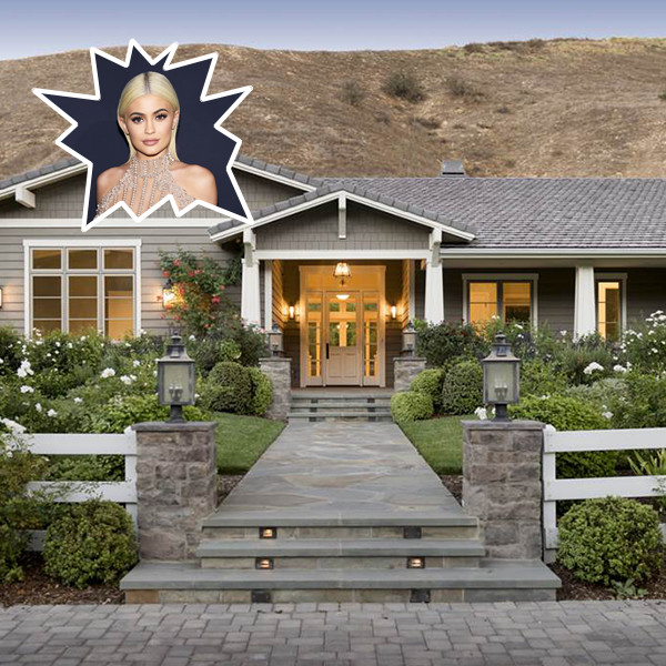 Kylie Jenner Puts Hidden Hills Home On Sale After 4 Months