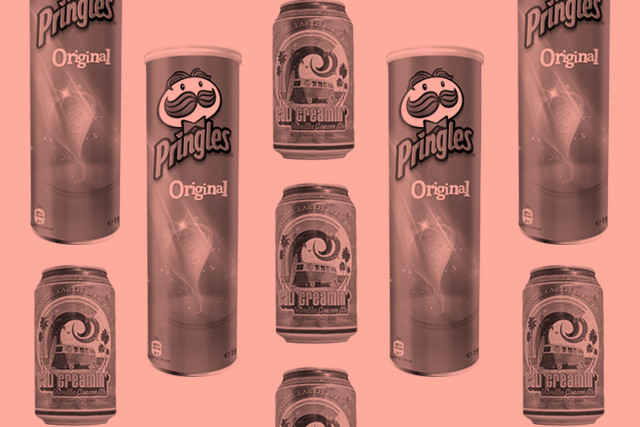 We Paired Pringles With Beer And It Was Surprisingly Awesome