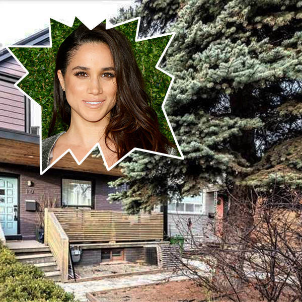 You Can Live In Meghan Markle's Former Toronto