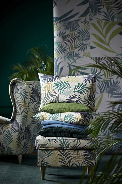Tropical Cushions