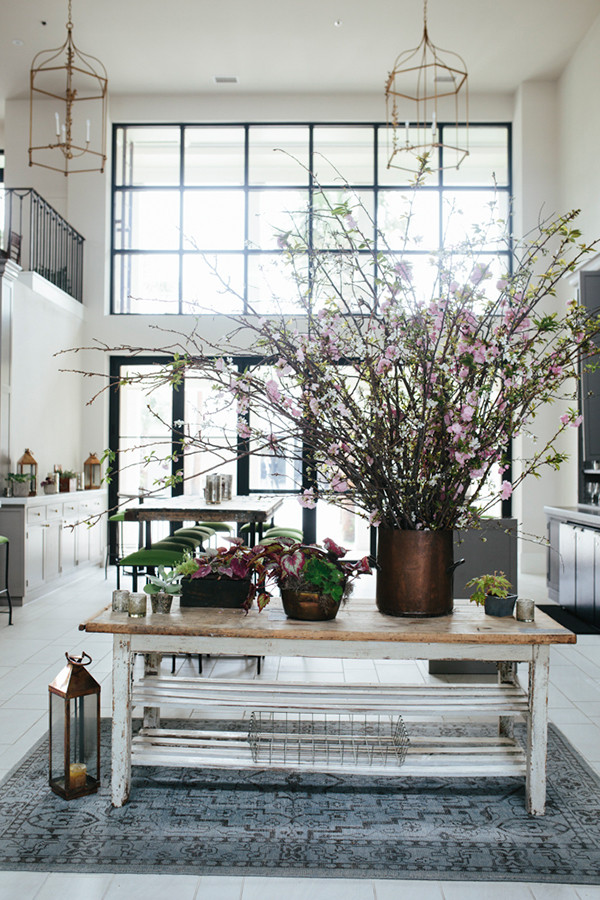 A Unique Space that Brings the Outdoors Inside