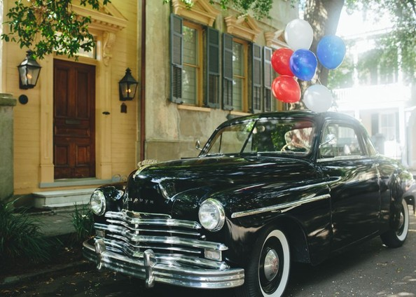 A Bastille Day-Themed Party by Tara Guerard