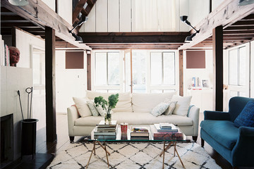 A Family's Summer Retreat In The Hamptons