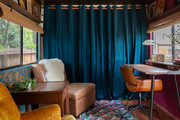 How A Vintage RV Was Transformed Into A 1960s Time Capsule