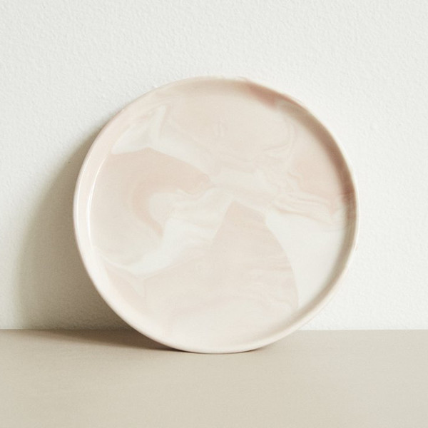 Marbled Plates