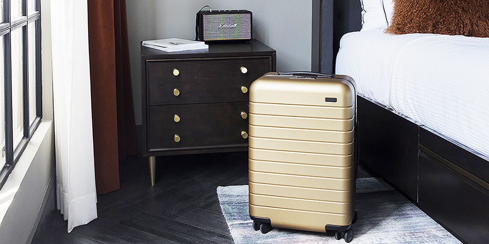 West Elm X Away Is Going To Make Travel So Much Easier