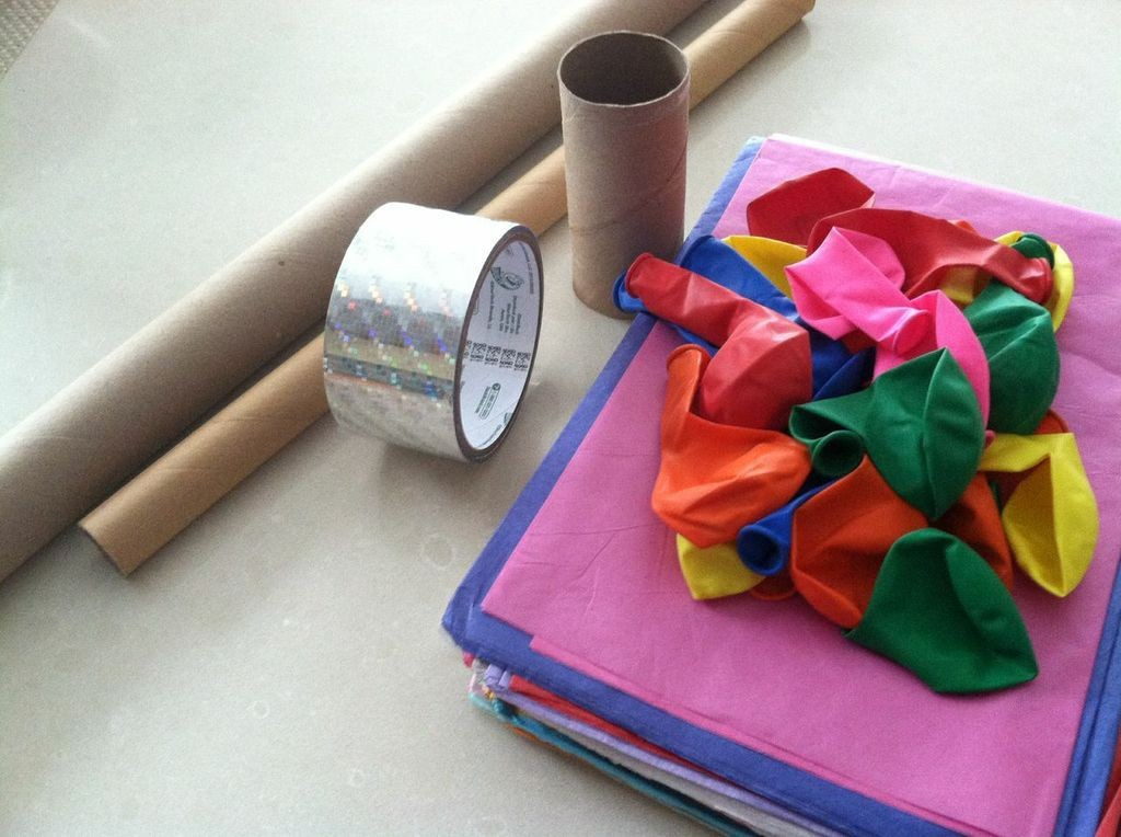 How To Make A Confetti Launcher Lonny