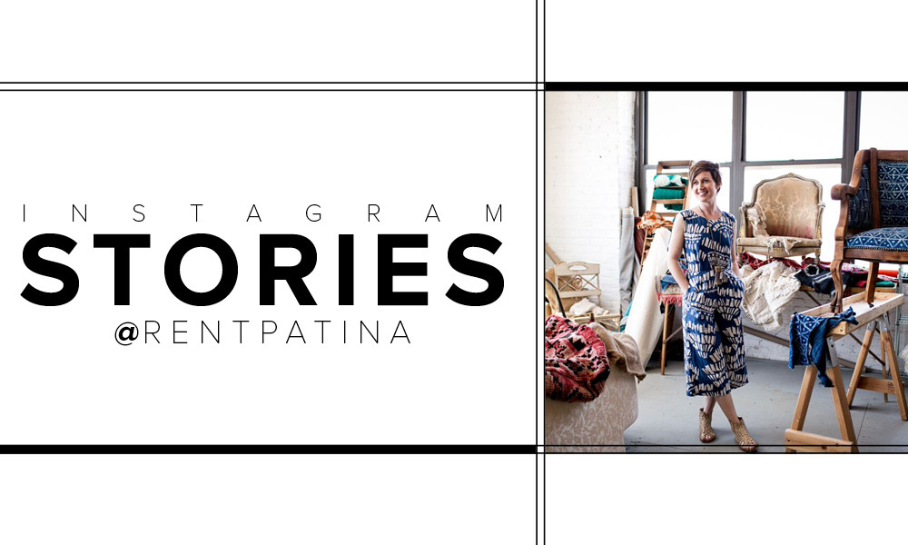 Patina founder Corrin Arasa in her studio, a former garment factory. Portrait by Brookelyn Photography.