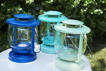 DIY: Light the Way with Colorful Lanterns