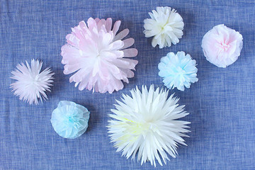 Must-Try Decorating Hack: Coffee-Filter Flowers