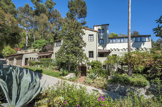 Sheryl Crow's Spanish Revival Hollywood Home