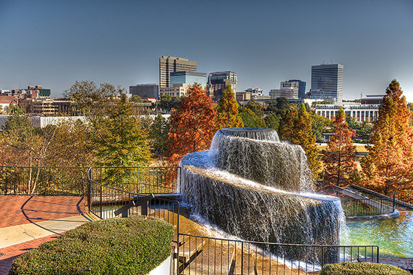 8. Columbia, South Carolina