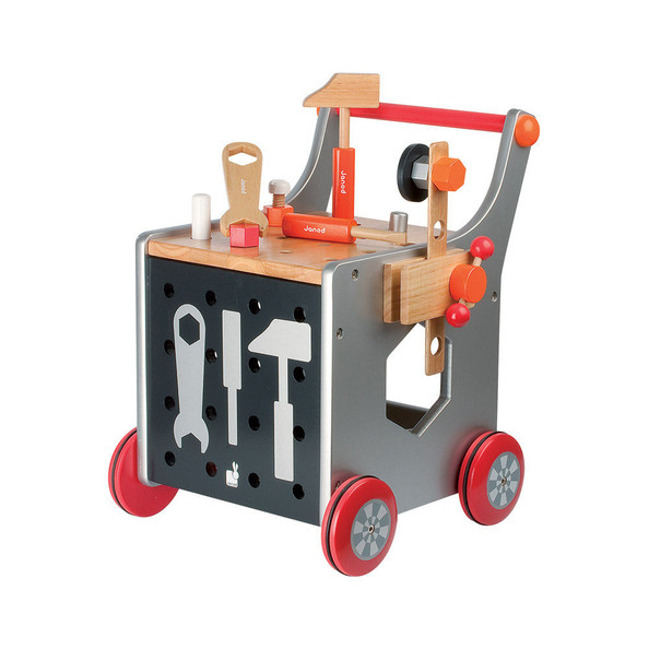 Tool Trolley by Janod
