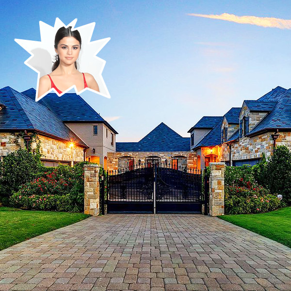 Selena Gomez Is Selling Her Fort Worth Estate For $2.99 Million
