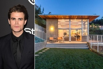 Paul Wesley Buys a House in L.A.
