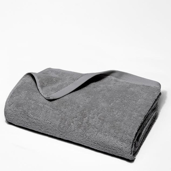 Snowe Gray Bath Towel