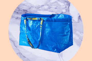 These IKEA Bag DIYs Are Actually So Chic