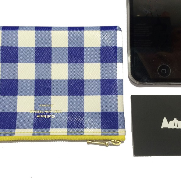 Delfonics Quitterie Pattern Small Pouch