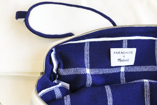 Madewell And Parachute's Brand-New Collaboration Is HERE