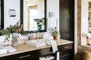How Camille Styles Transformed Her Bathroom Into A Spa With Only Target Buys