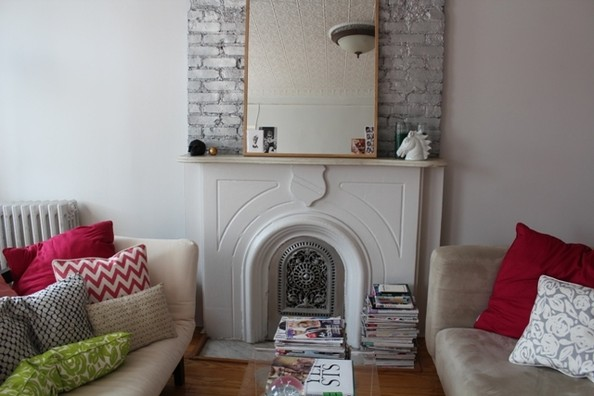 The Mantel (Before)