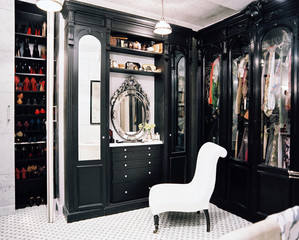 How to Incorporate Color in Your Closet