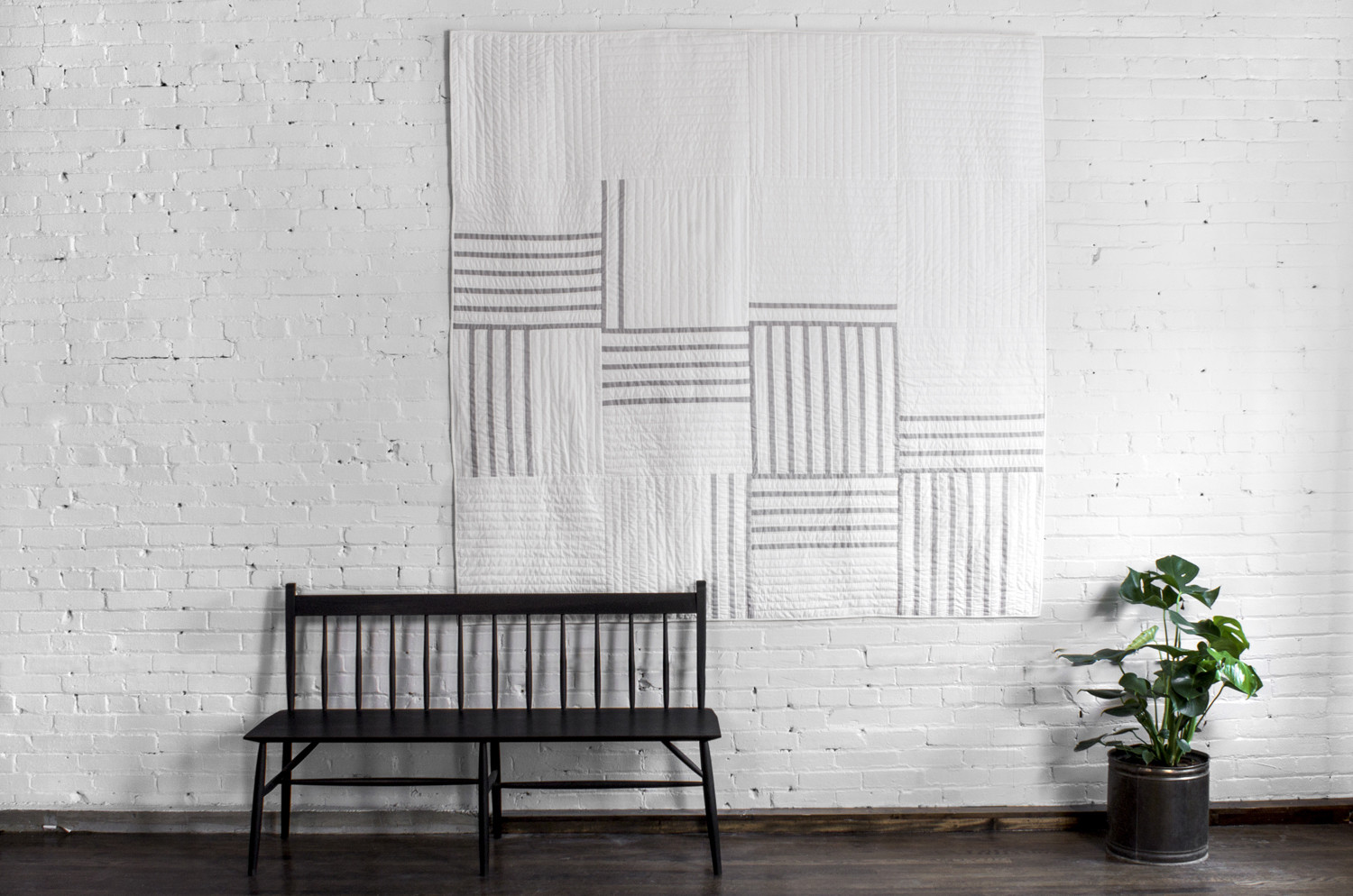 Quilts are Getting a Seriously Cool Makeover