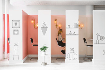 Homepolish's New Space Takes Offices To The Next Level