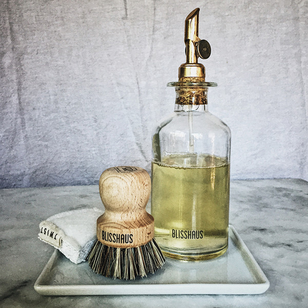 Spring Cleaning Tip #10: Style Your Soap Dish