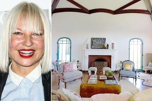 Sia Sells Mediterranean-Style L.A. Mansion for $4.2 Million