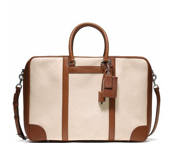 The Classic Canvas Luggage