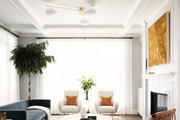 This Transitional Style L.A. Home Achieves An Elevated East Coast Edit