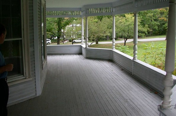 The Porch After