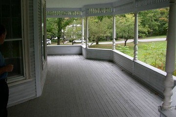 A Lonny Editor's Home Makeover: The Front Porch