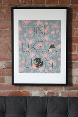 #DIY Easy Framed Art
