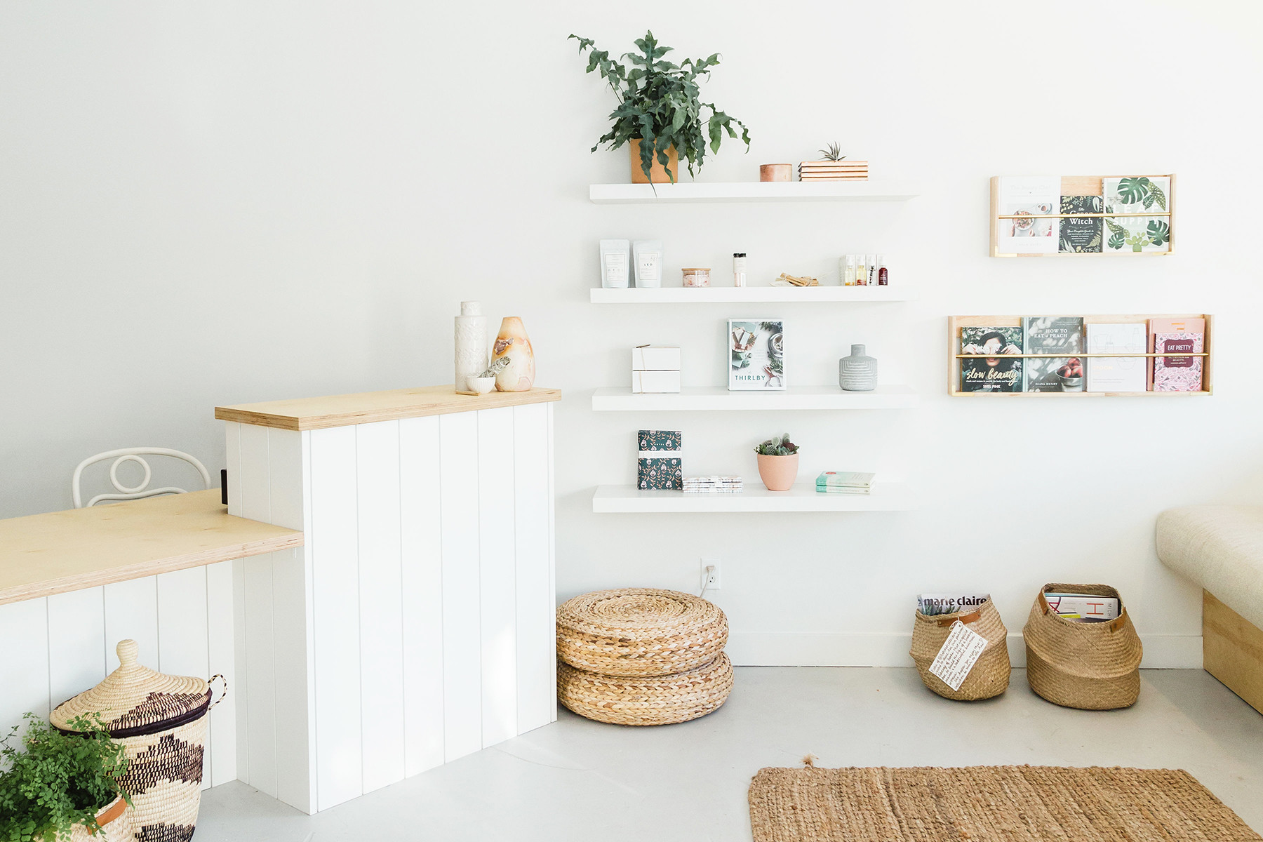 This Gorgeous San Diego Nail Salon Was Designed For Self-Care